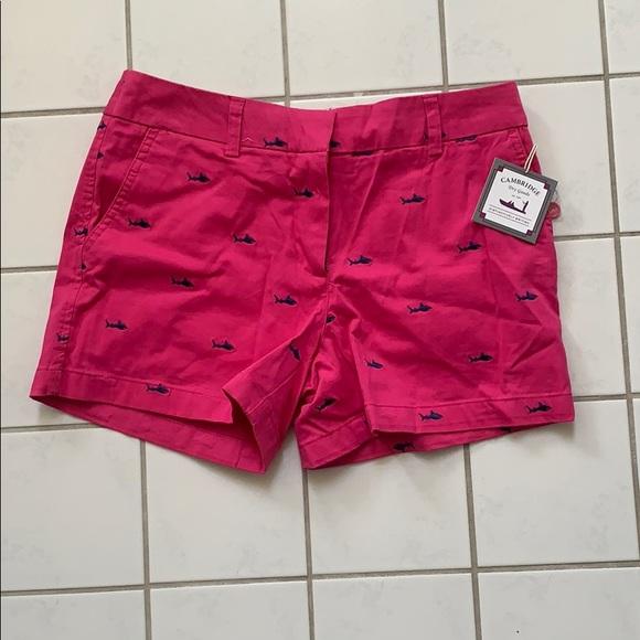 NWT preppy shorts. Super cute.
